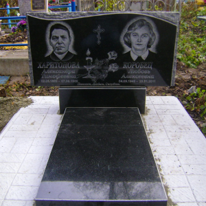 Подвійний пам'ятник 2