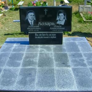 Подвійний пам'ятник 12